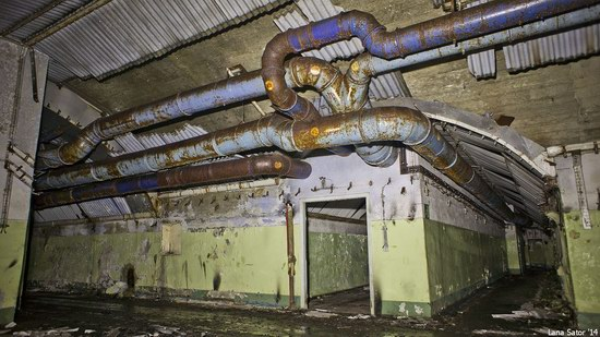 Abandoned storage of nuclear warheads, Russia, photo 15