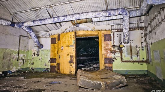 Abandoned storage of nuclear warheads, Russia, photo 16