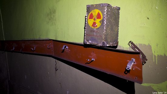 Abandoned storage of nuclear warheads, Russia, photo 18