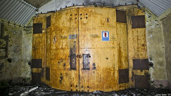 Abandoned storage of nuclear warheads, Russia, photo 19