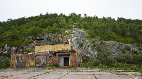 Abandoned storage of nuclear warheads, Russia, photo 3