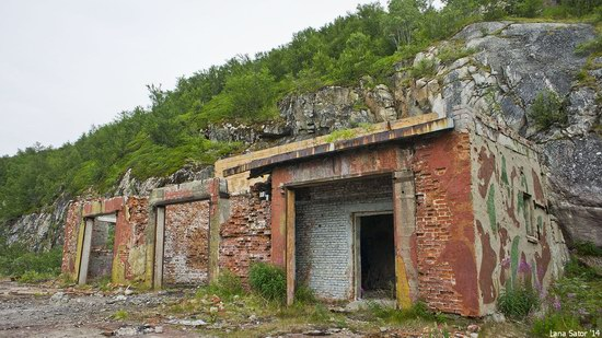 Abandoned storage of nuclear warheads, Russia, photo 4