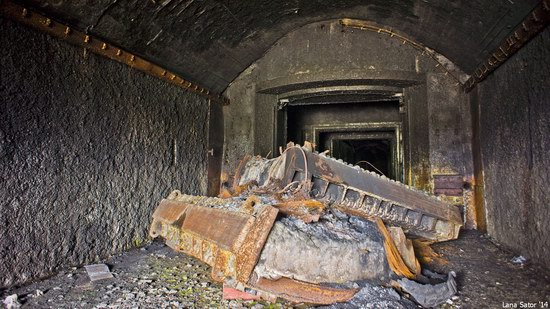 Abandoned storage of nuclear warheads, Russia, photo 6