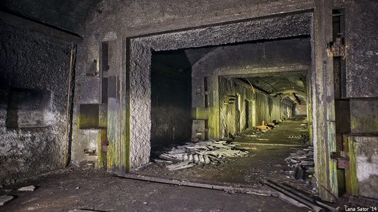 Abandoned storage of nuclear warheads, Russia, photo 7
