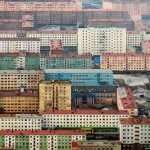 June in Norilsk – one of the largest cities within the Polar Circle