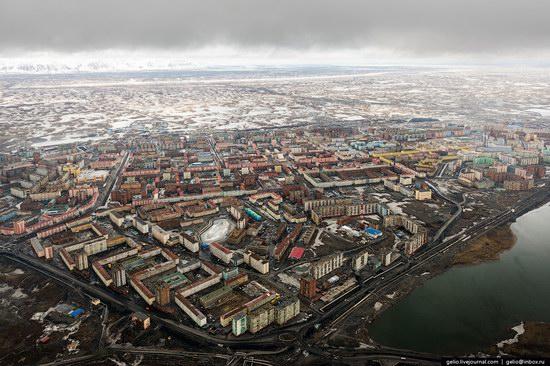 June in Norilsk, Russia, photo 12