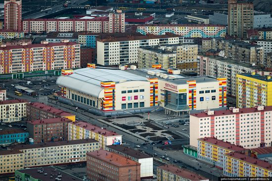June in Norilsk, Russia, photo 13