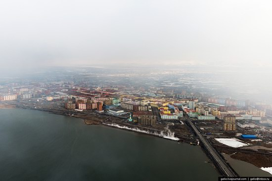 June in Norilsk, Russia, photo 14