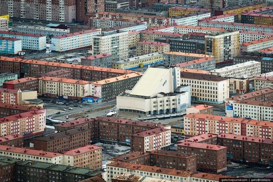 June in Norilsk, Russia, photo 15