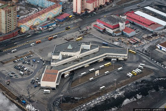 June in Norilsk, Russia, photo 16