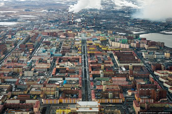 June in Norilsk, Russia, photo 3