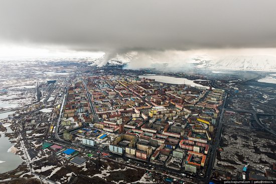June in Norilsk, Russia, photo 4