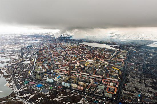 June in Norilsk, Russia, photo 4