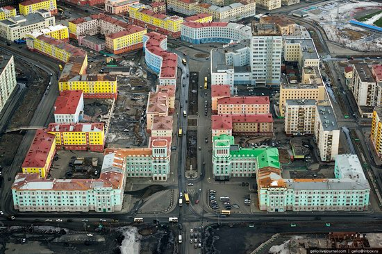 June in Norilsk, Russia, photo 5