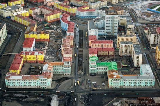 June in Norilsk, Russia, photo 5