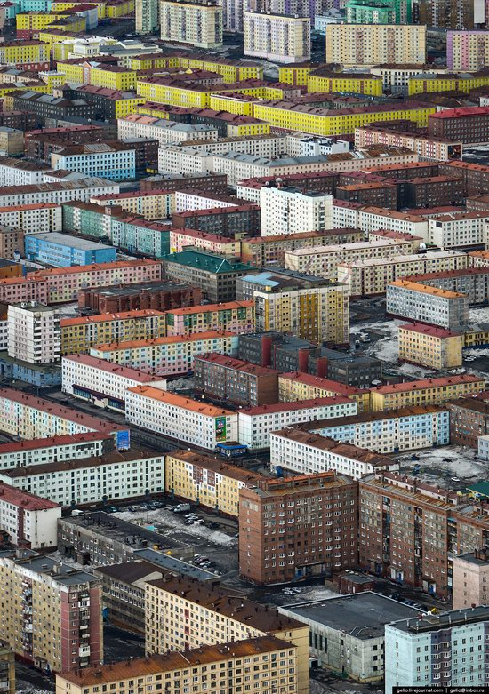 June in Norilsk, Russia, photo 6