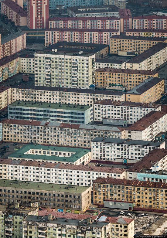 June in Norilsk, Russia, photo 7