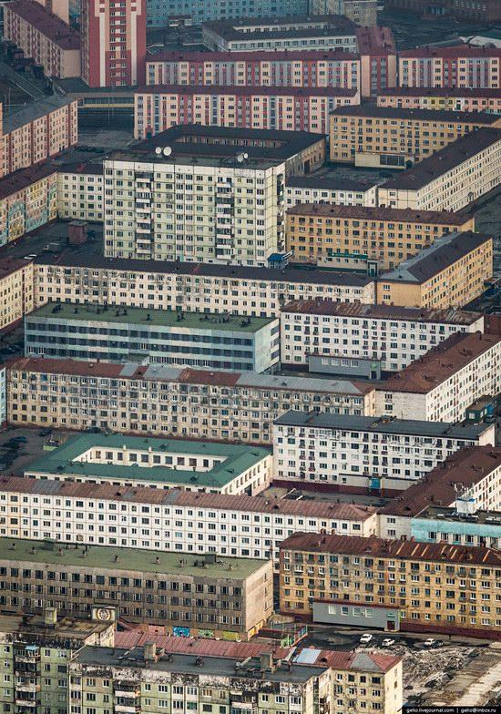 June in Norilsk, Russia, photo 7
