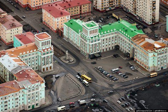 June in Norilsk, Russia, photo 9
