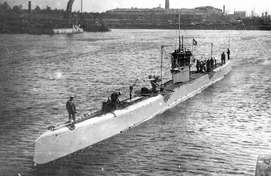 Submarine fleet of the Russian Empire, photo 10