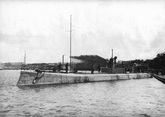 Submarine fleet of the Russian Empire, photo 13
