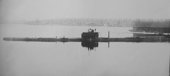 Submarine fleet of the Russian Empire, photo 17