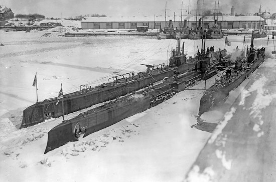 Submarine fleet of the Russian Empire, photo 18