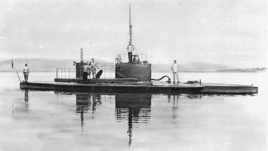Submarine fleet of the Russian Empire, photo 19