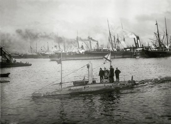 Submarine fleet of the Russian Empire, photo 2