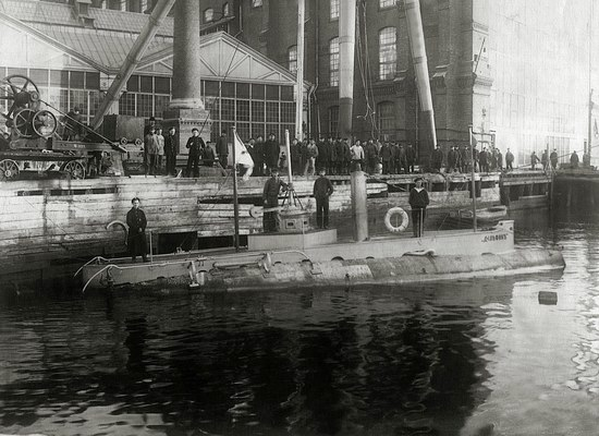 Submarine fleet of the Russian Empire, photo 3