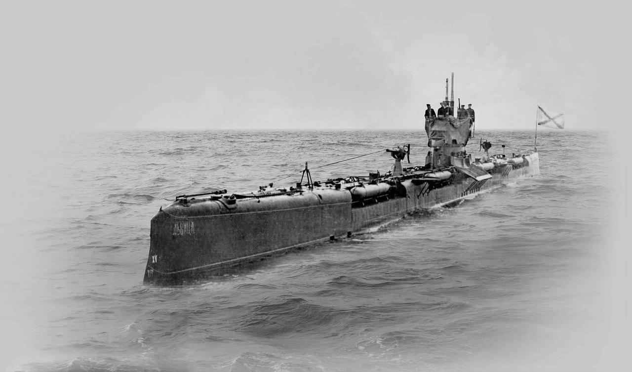 Submarine fleet of the Russian Empire · Russia travel blog