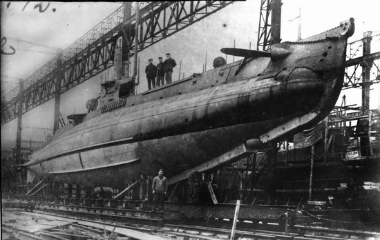 Submarine fleet of the Russian Empire, photo 7