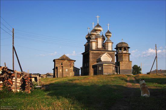 Vorzogory, the White Sea, Russia, photo 12