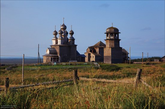 Vorzogory, the White Sea, Russia, photo 14