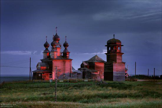 Vorzogory, the White Sea, Russia, photo 8