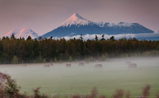 The variety of landscapes of Kamchatka, Russia, photo 1