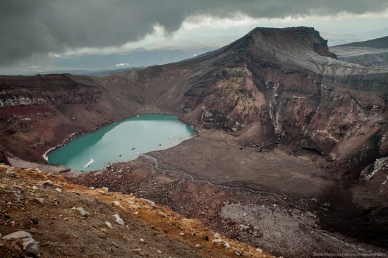 The variety of landscapes of Kamchatka, Russia, photo 13