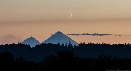 The variety of landscapes of Kamchatka, Russia, photo 18