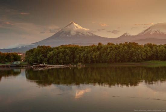 The variety of landscapes of Kamchatka, Russia, photo 19