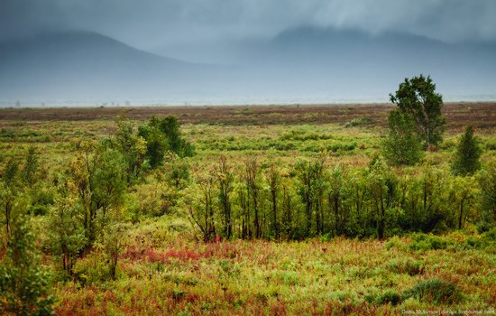 The variety of landscapes of Kamchatka, Russia, photo 3