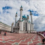Kul-Sharif Mosque – one of the main sights of Kazan