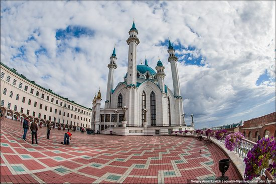 Kul-Sharif Mosque, Kazan, Russia, photo 1