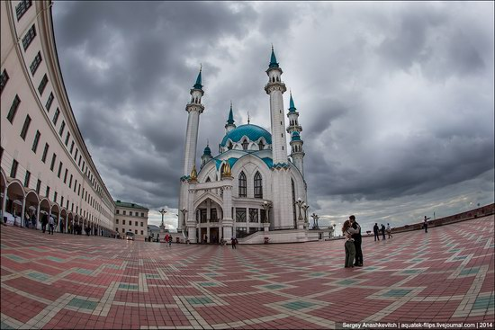 Kul-Sharif Mosque, Kazan, Russia, photo 2