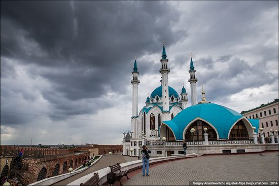 Kul-Sharif Mosque, Kazan, Russia, photo 3