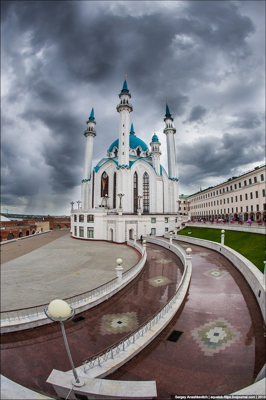 Kul-Sharif Mosque, Kazan, Russia, photo 5