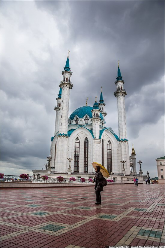 Kul-Sharif Mosque, Kazan, Russia, photo 6