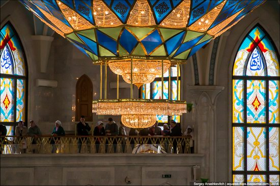 Kul-Sharif Mosque, Kazan, Russia, photo 7