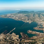 Novorossiysk sea port – the largest port in Russia