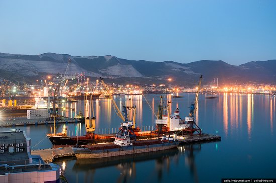 Novorossiysk sea port, Russia, photo 21