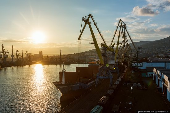 Novorossiysk sea port, Russia, photo 22